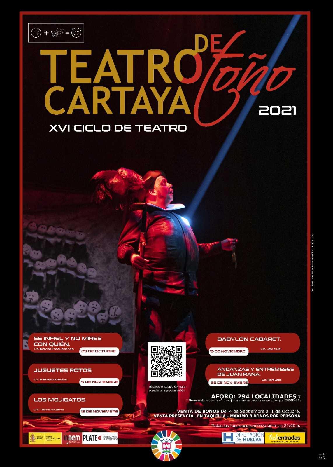 Cartaya Autumn Theatre Series