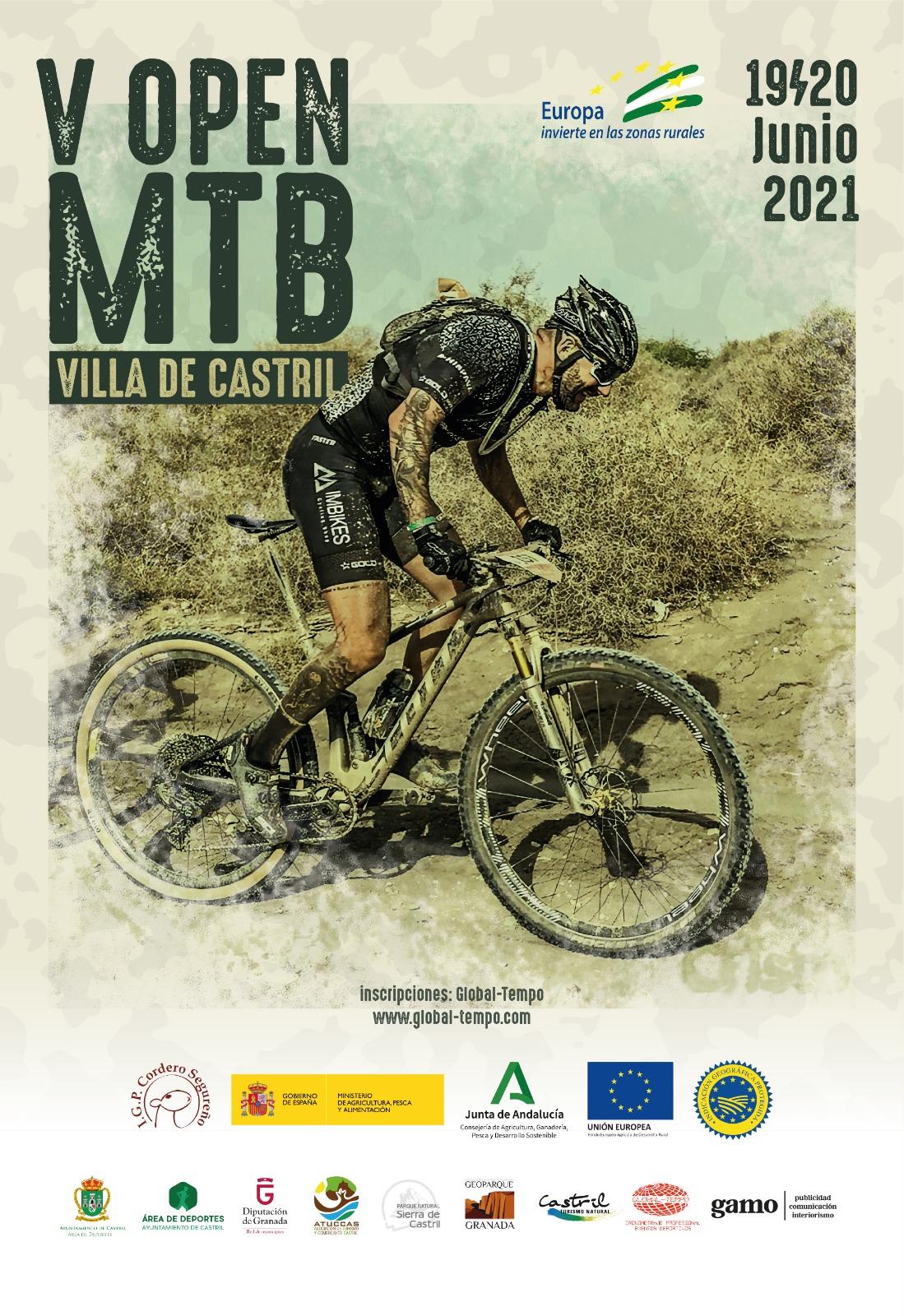 Open MTB Villa de Castril