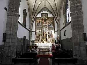 Capilla de Santa María de Jesús