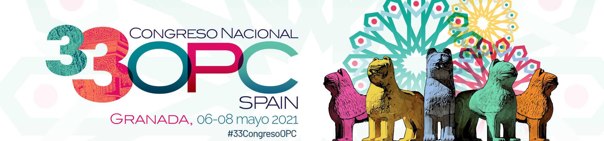 33º Congreso Nacional OPC Spain