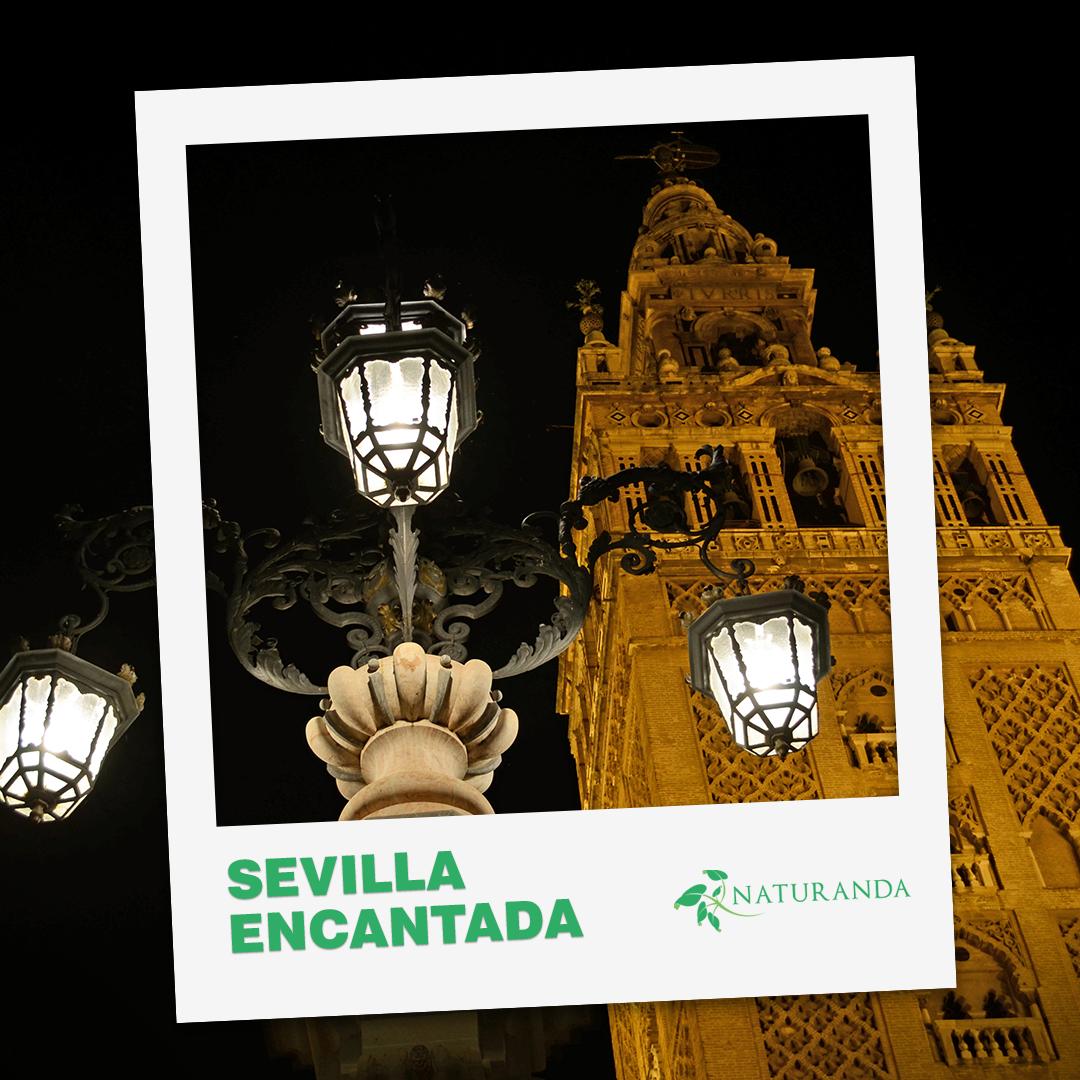 Ruta La Sevilla Encantada