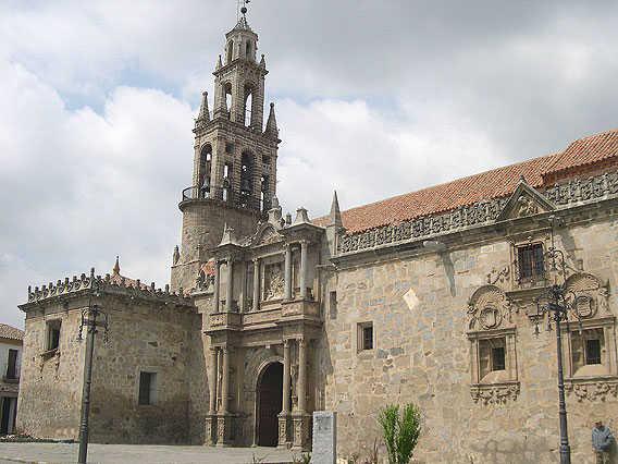 Iglesia de San Juan Bautista (Catedral de la Sierra)
