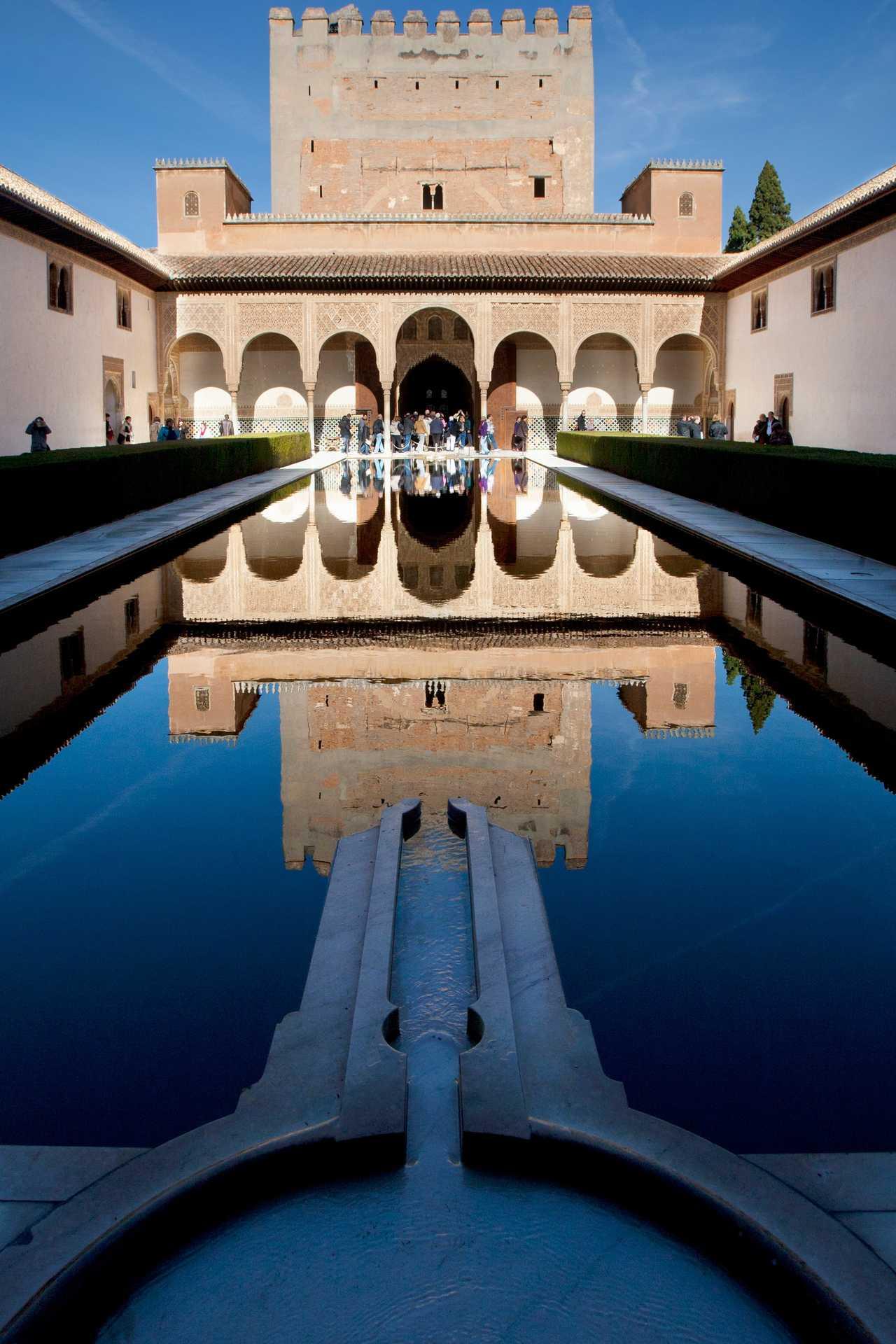 Alhambra visita guiada