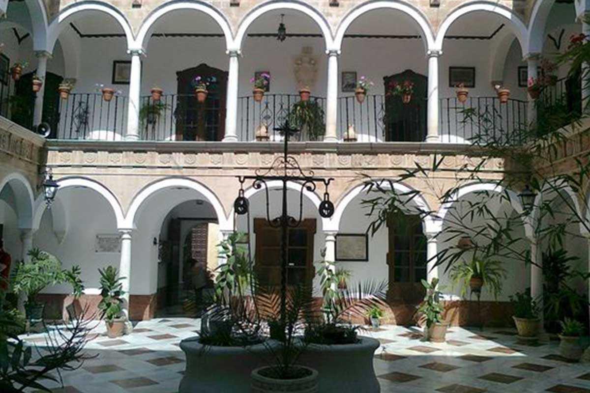 La maison de Don Diego Alvear