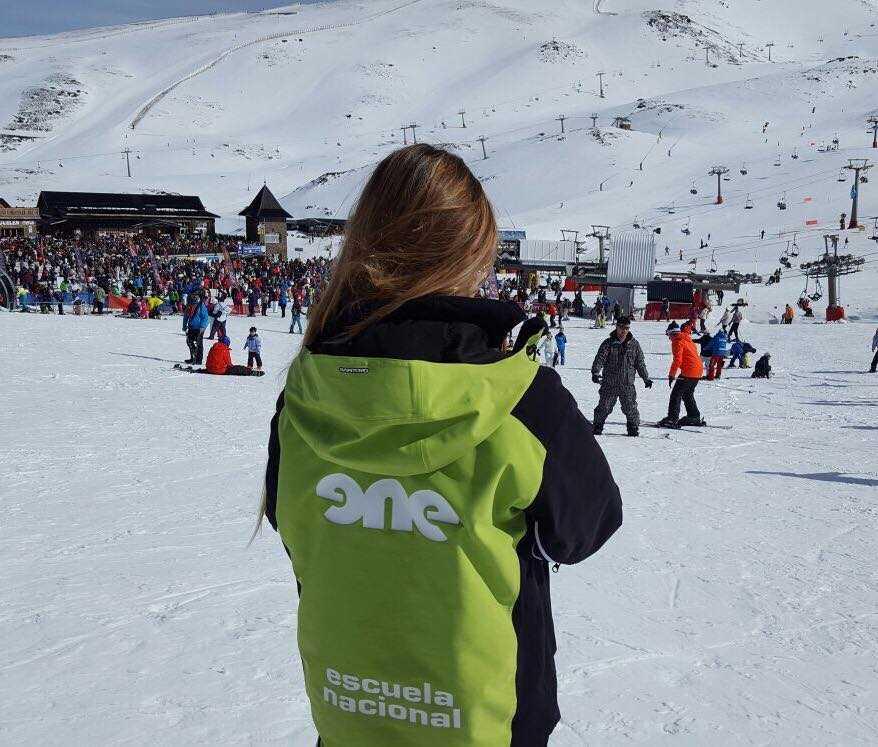 Escuela Nacional Esquí Ene Sierra Nevada
