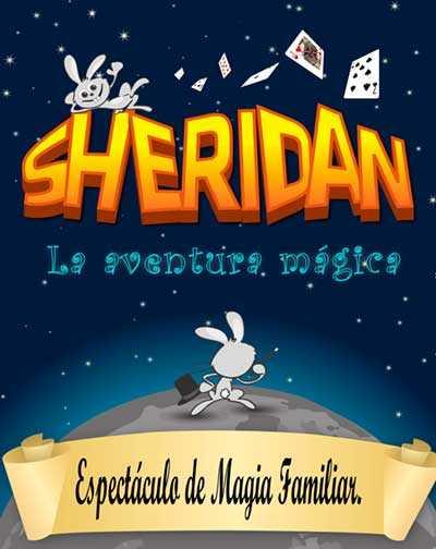 Sheridan: la aventura mágica en el Teatro Triana