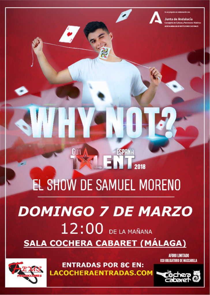Why not? Con Samuel Moreno