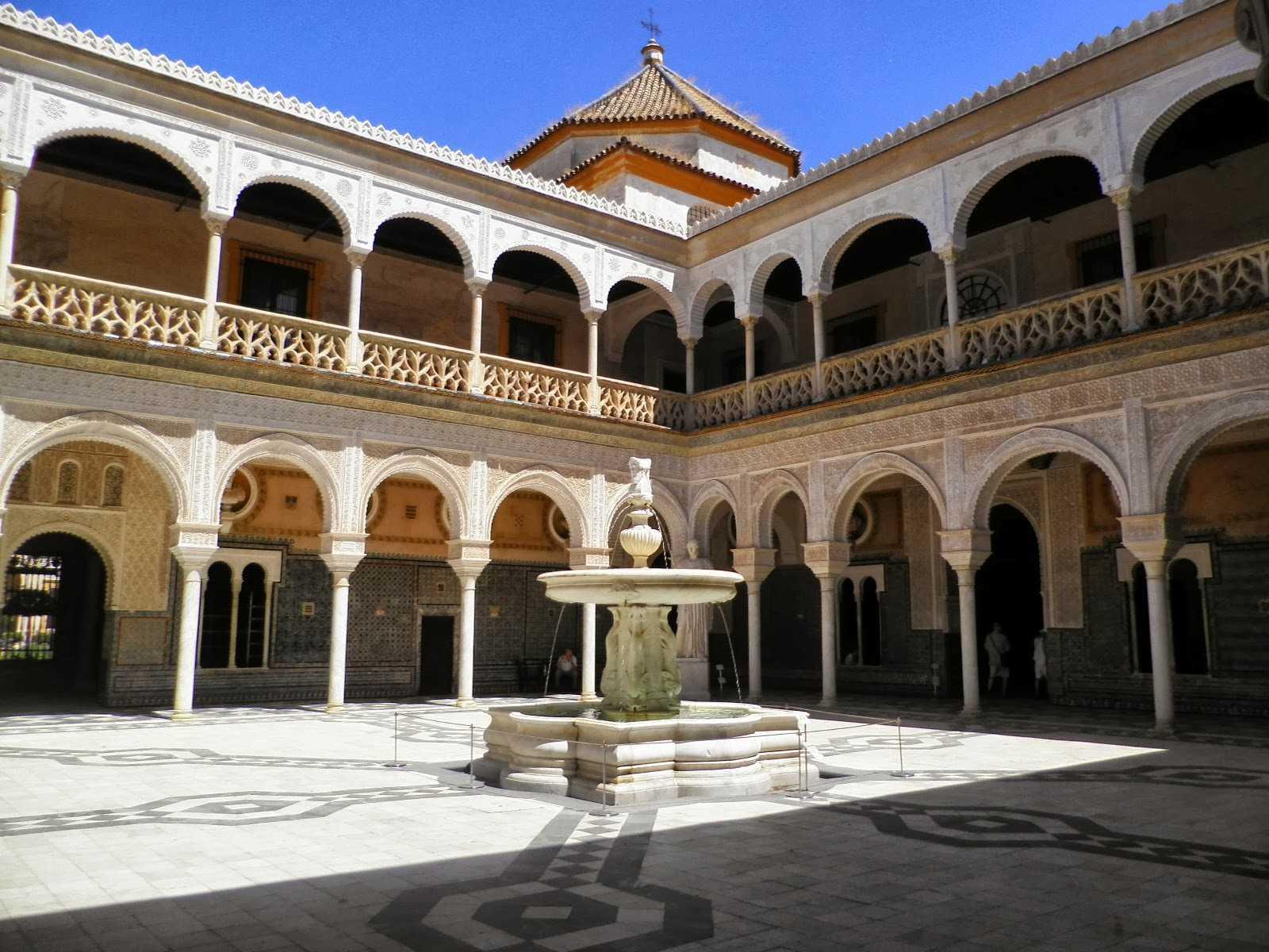 Visita Guiada a Casa de Pilatos