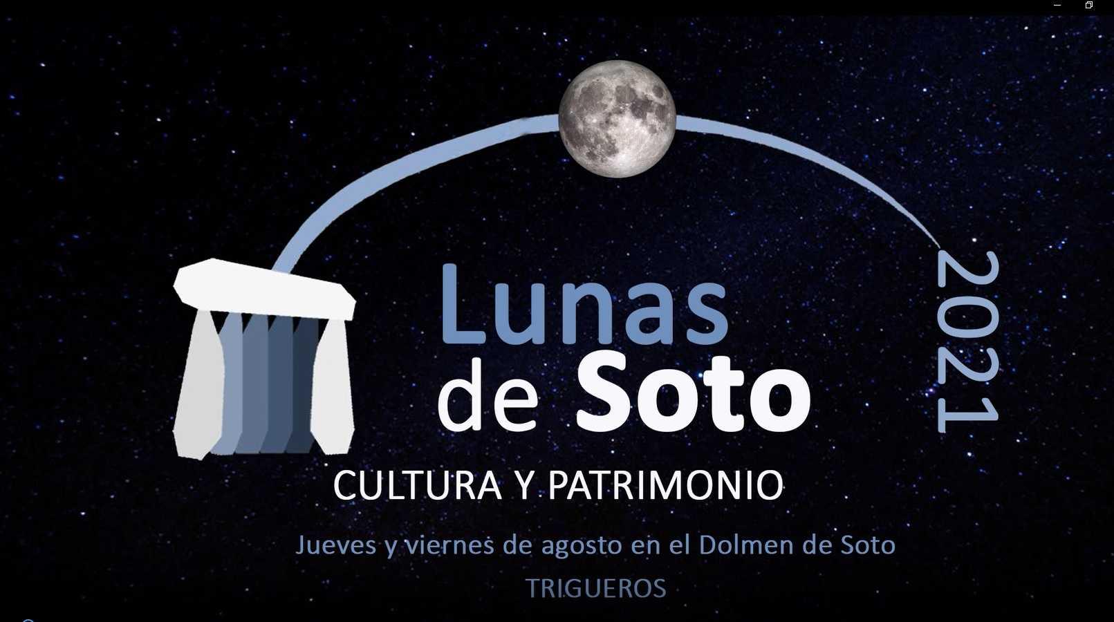 Lunas de Soto (Dolmen de Soto de Trigueros)