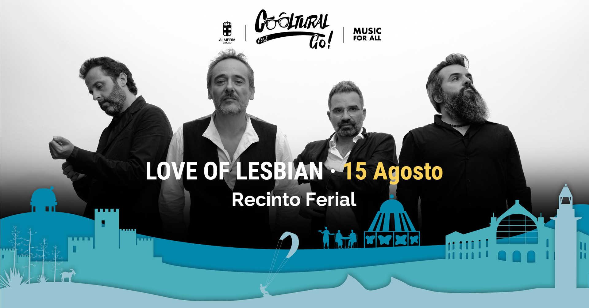 Love of Lesbian en concierto