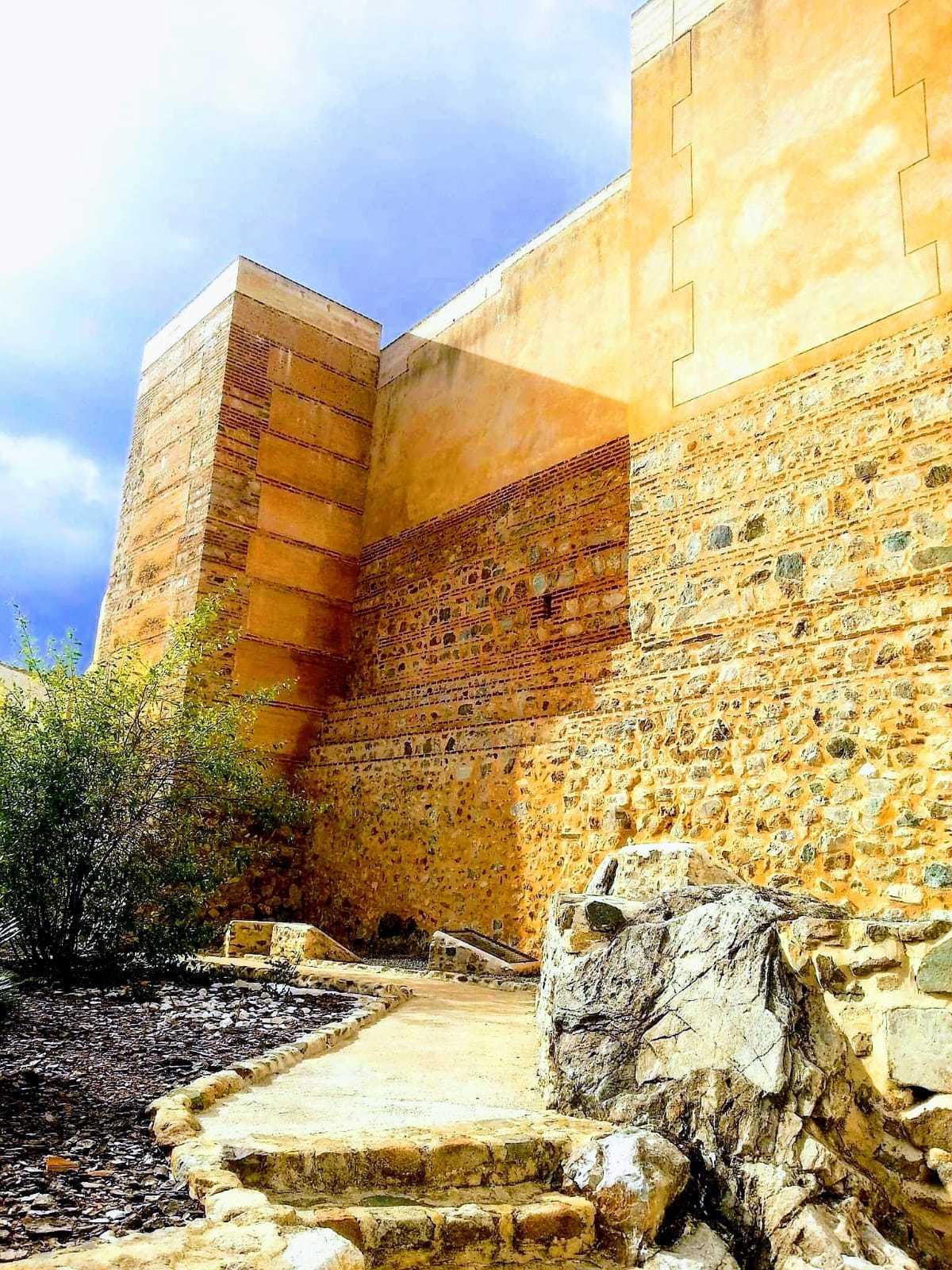 Castle Almohade of Aroche