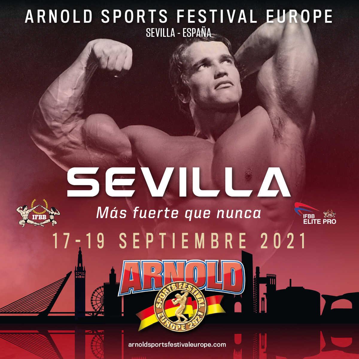 Arnold Sports Festival Europe