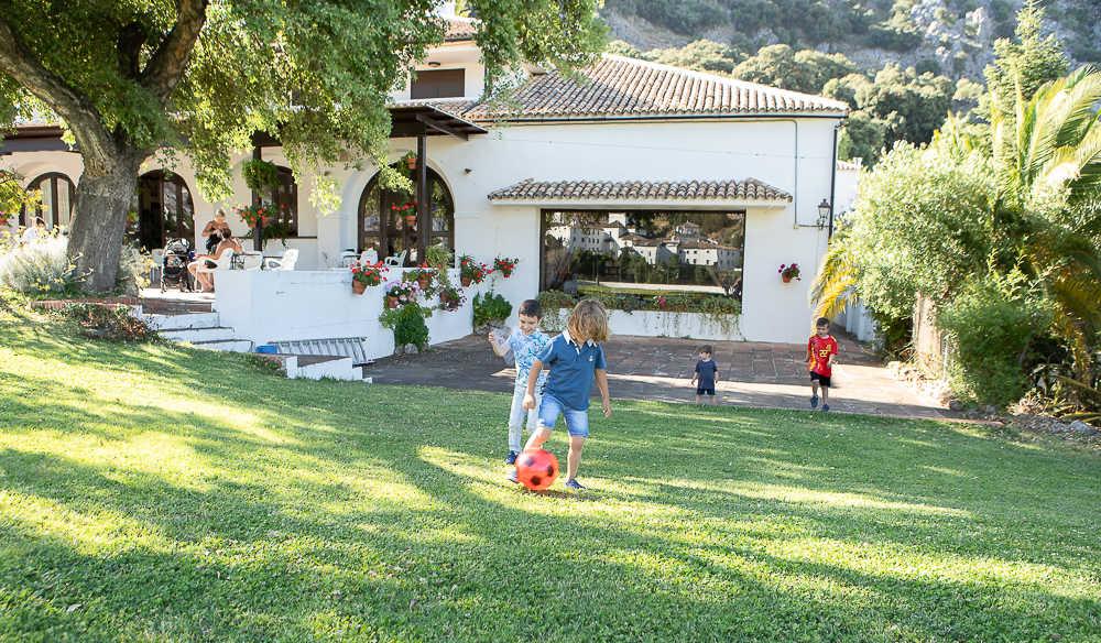 Navidades en Familia en La Villa Turística de Grazalema