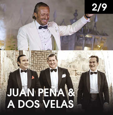 Juan Peña y A Dos Velas, La Noche Flamenca