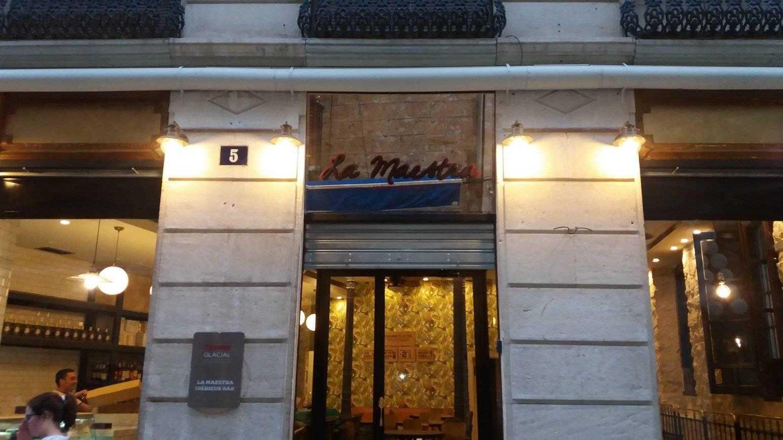 Restaurante La Maestra