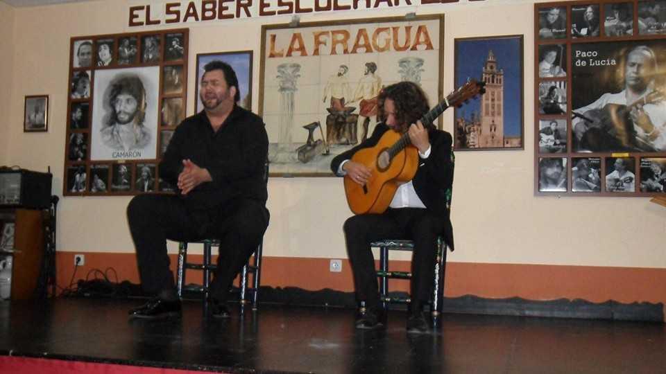 Peña Cultural Flamenca La Fragua de Bellavista