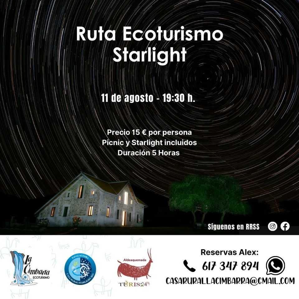 Ruta Ecoturismo Starlight