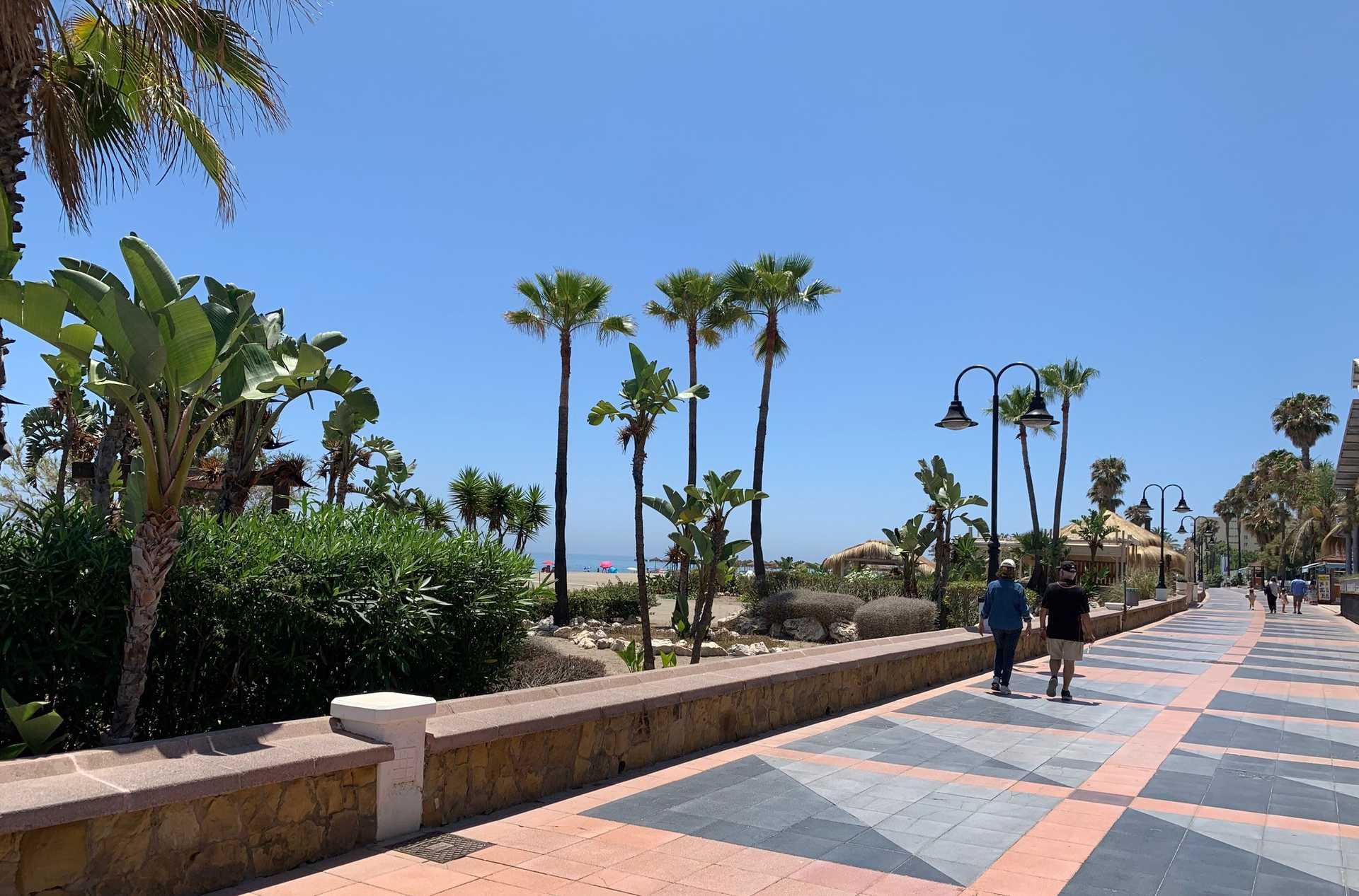 La senda litoral