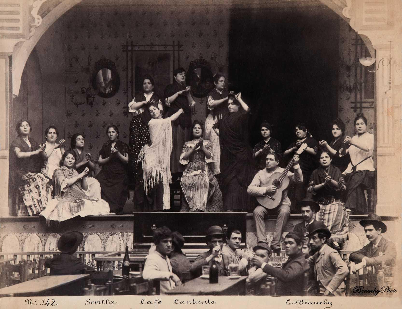 El Flamenco del siglo XIX: Entre lo andaluz, lo gitano y lo clásico