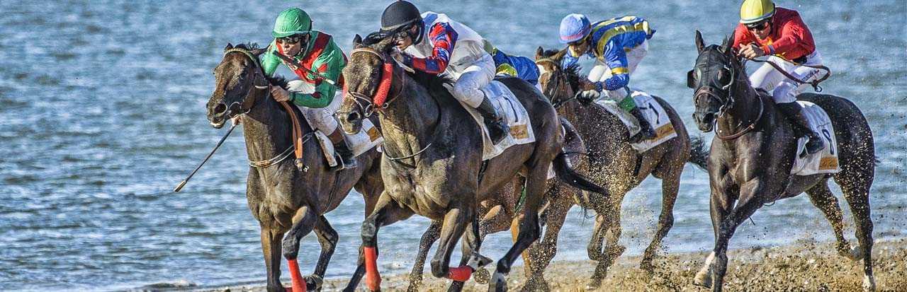 Carreras de caballos de Sanlúcar de Barrameda