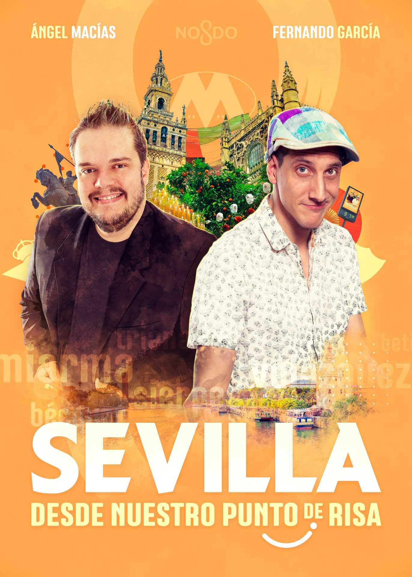 Sevilla desde nuestro punto de risa