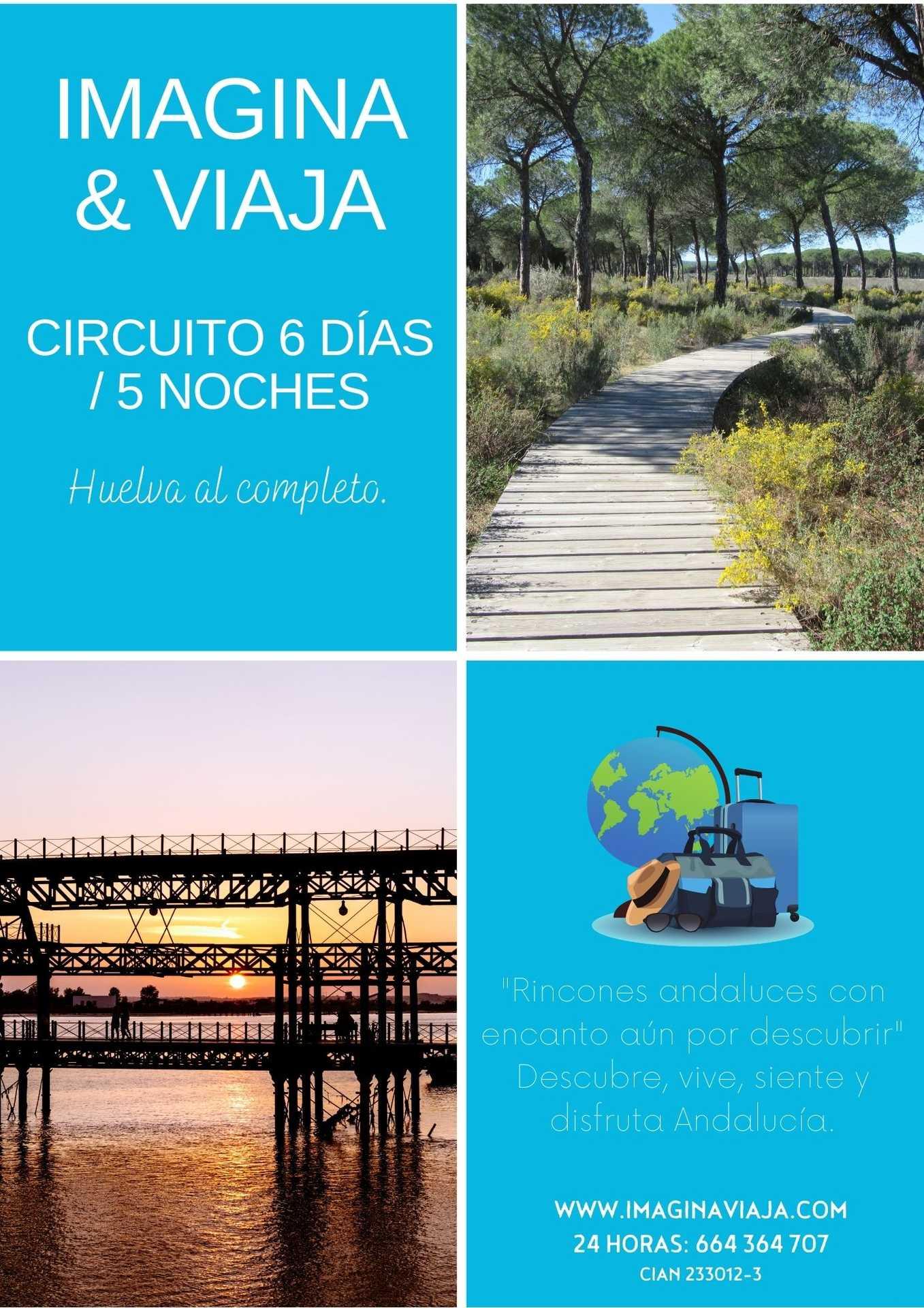 Huelva al completo