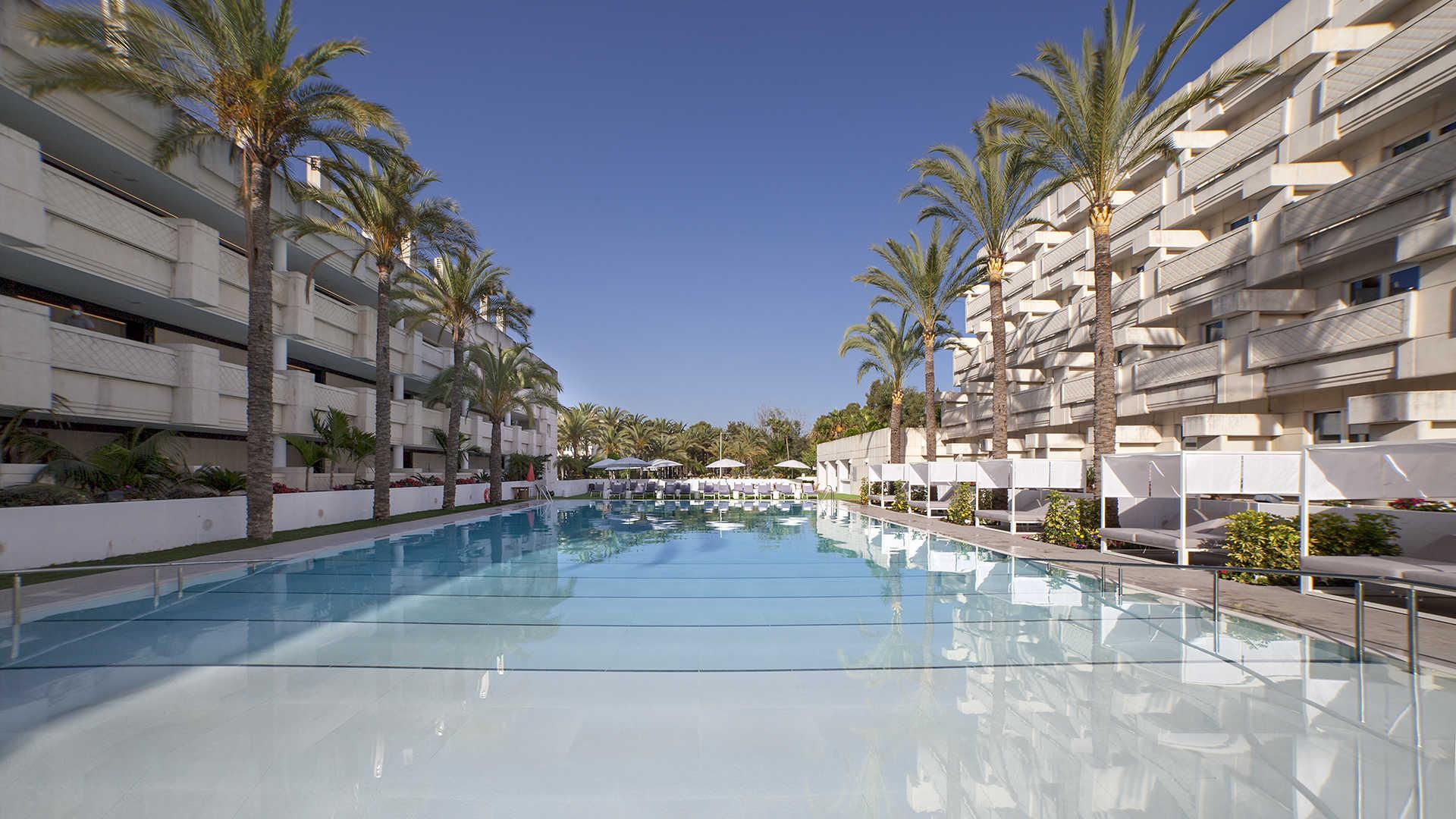 Un Oasis en La Milla de Oro en Alanda Marbella Hotel