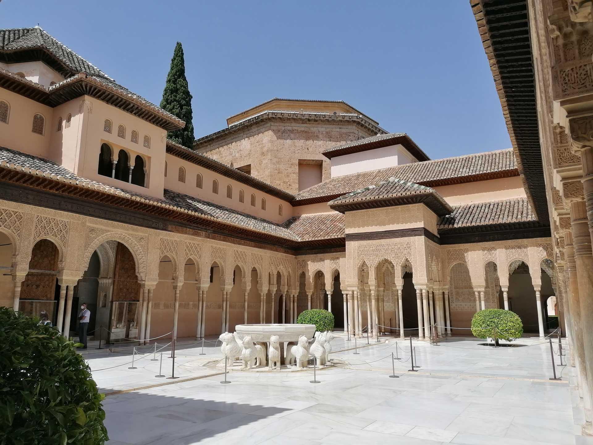 La Alhambra sentida. Una experiencia única