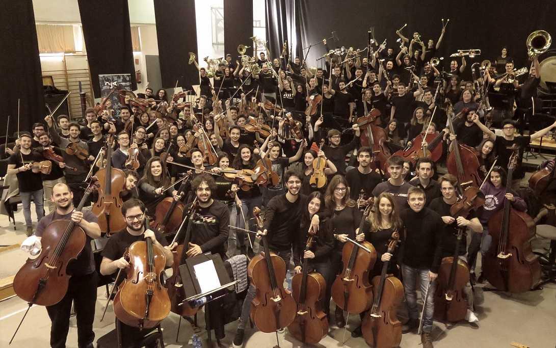 Orquesta Joven de Andalucía en concierto