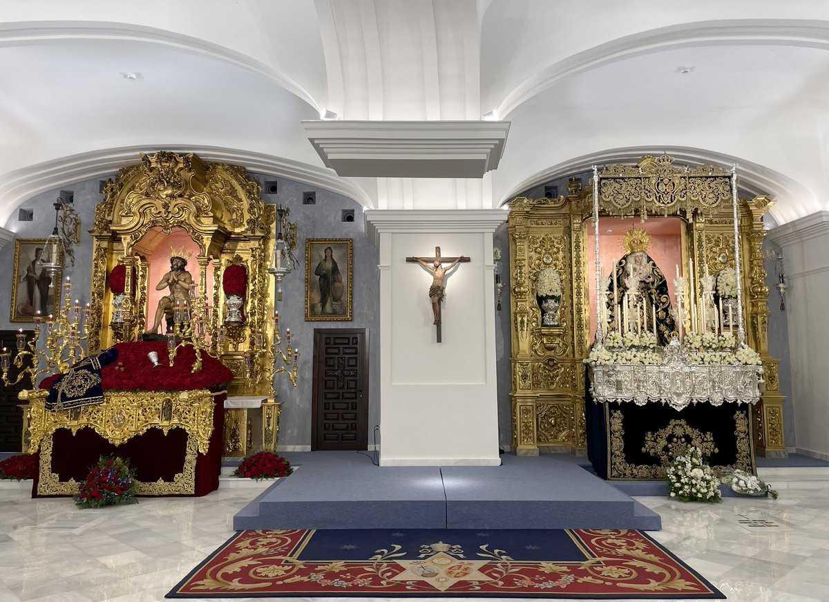 Capilla Virgen de la Estrella - Hermandad de la Estrella - Triana