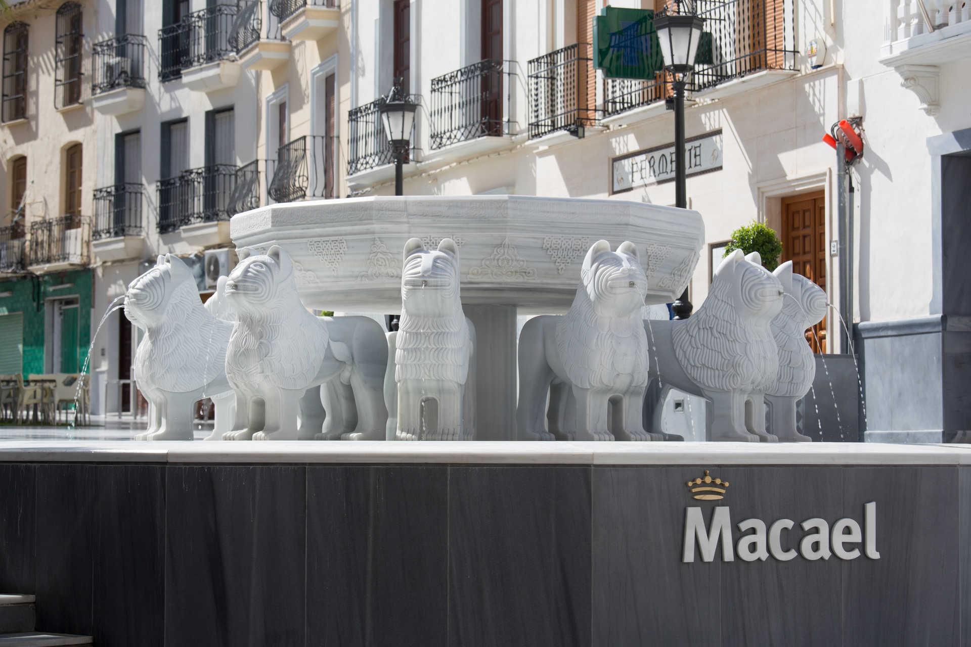 Visita a talleres de artesanía y escultura-Centro Interpretación Mármol de Macael