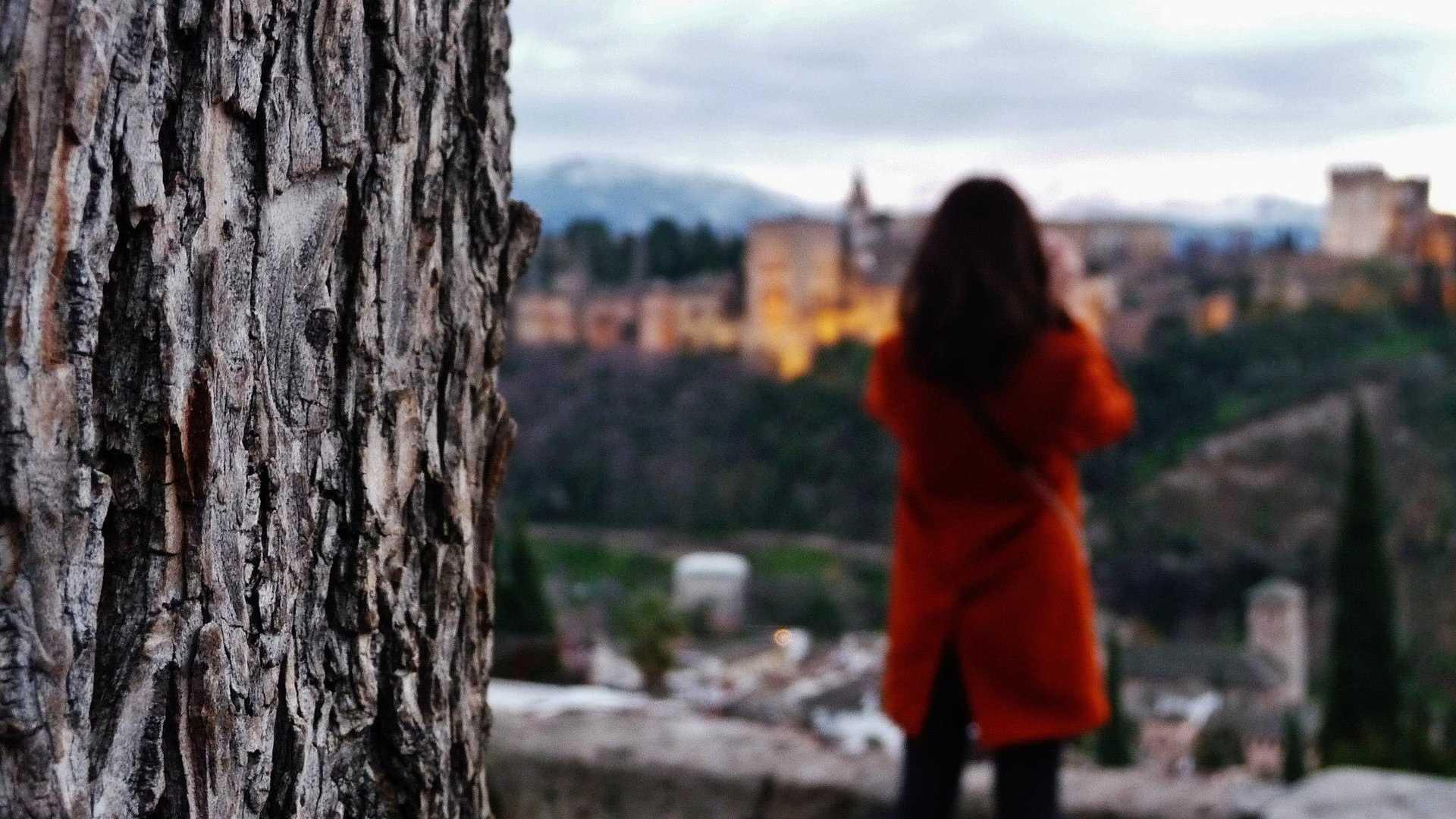 Albaicín y Sacromonte al atardecer + Cueva flamenca, visita privada