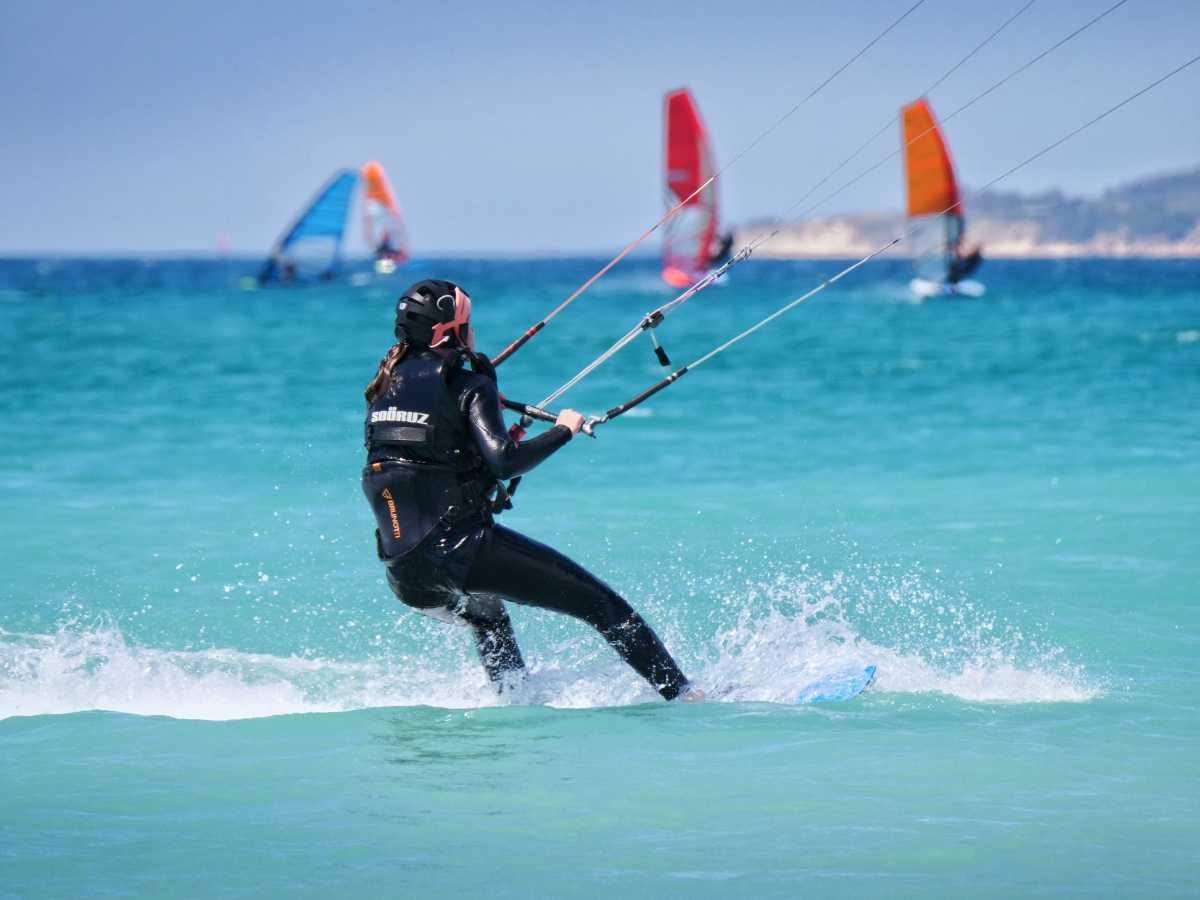 3 días de curso de kitesurf en Tarifa, adaptados a todos los niveles