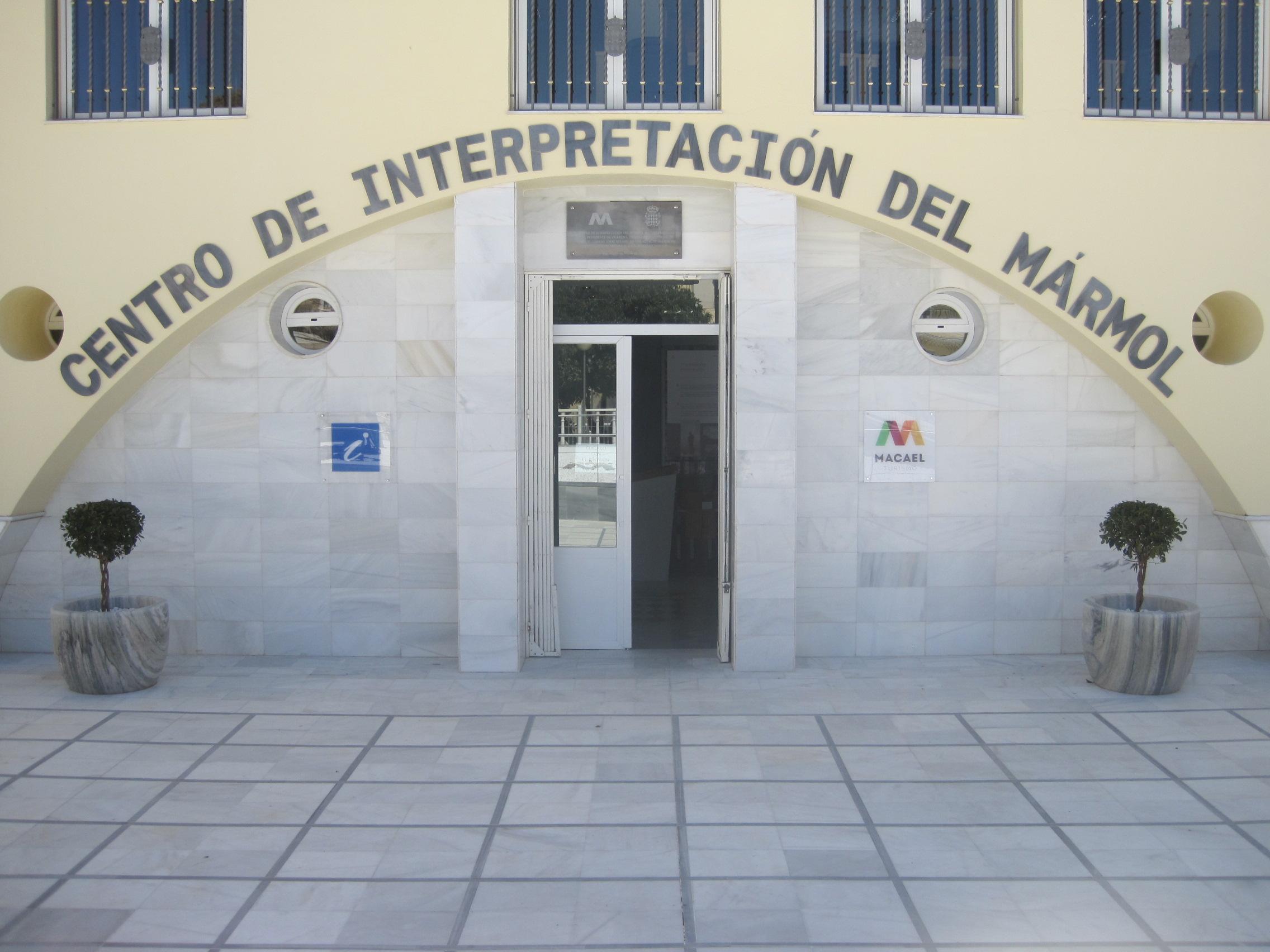 Centro de Interpretación del Mármol + Talleres de Artesanía y Escultura en Macael