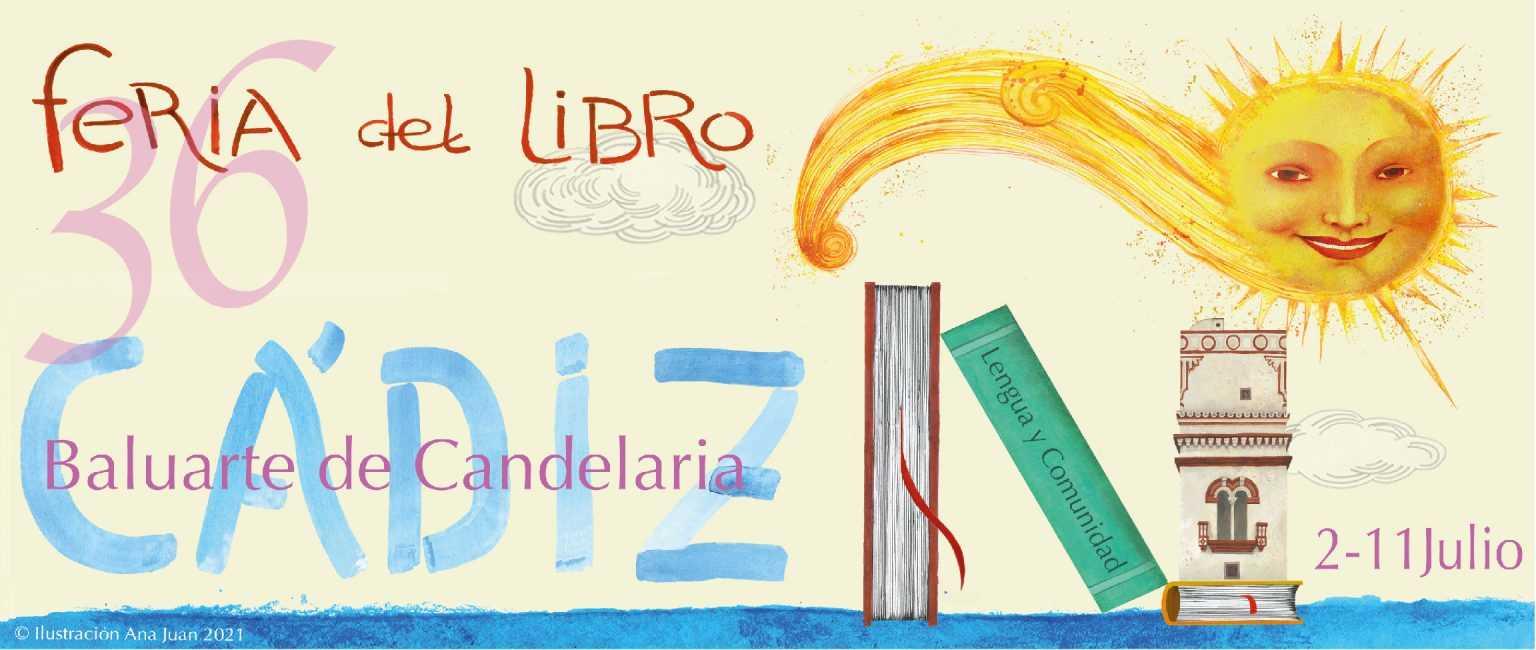 Feria del Libro de Cádiz