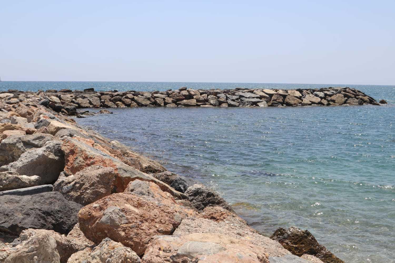Playa de San Nicolás