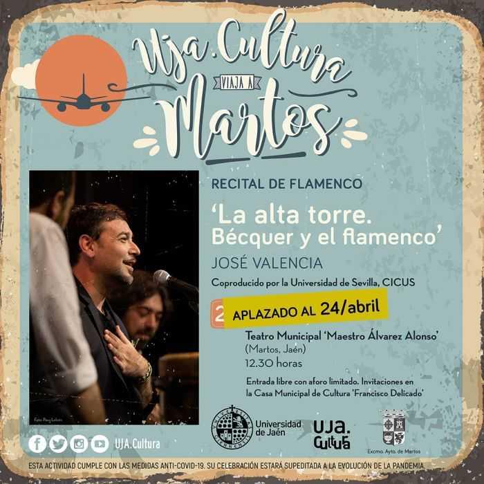 La Alta Torre, Bécquer y el flamenco