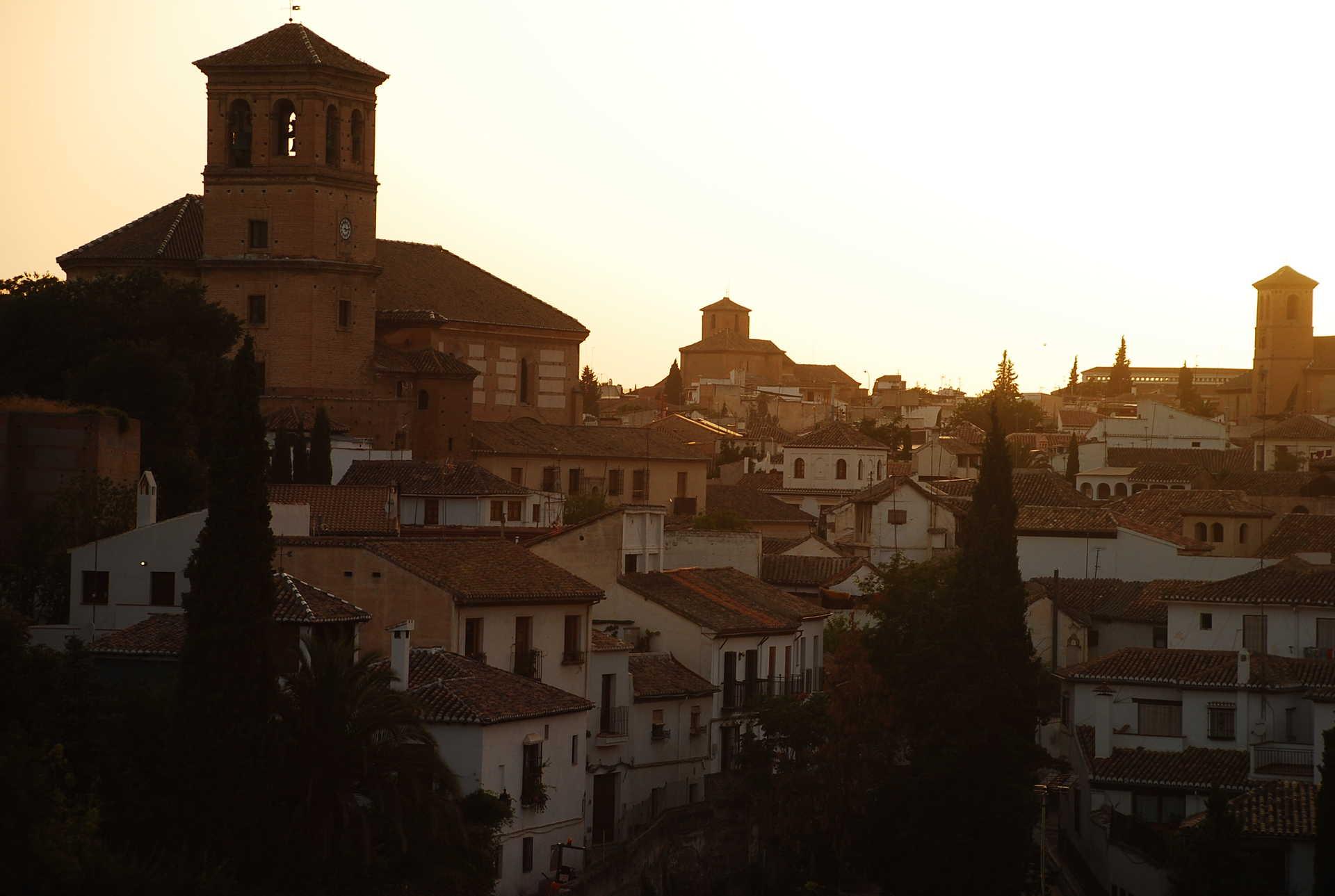 Albaicín quartier andalusi