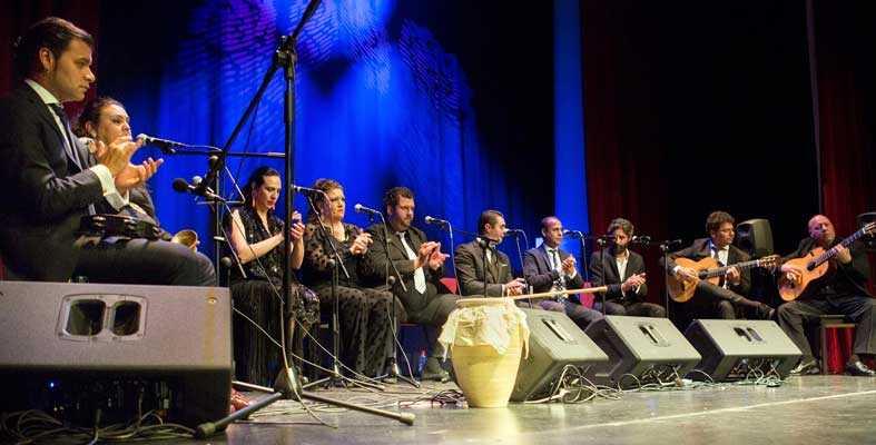Navidad Flamenca con la Peña El Nitri