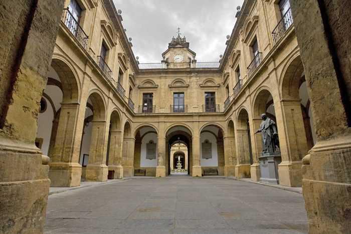 Universidad de Sevilla (Antigua fábrica de tabacos)