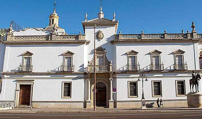 Casa y Capilla de la Real Maestranza de Caballería