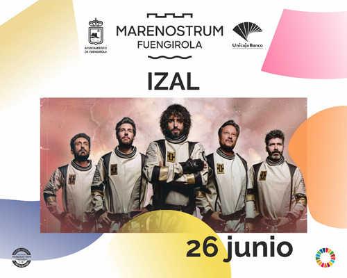 Izal - Marenostrum Fuengirola