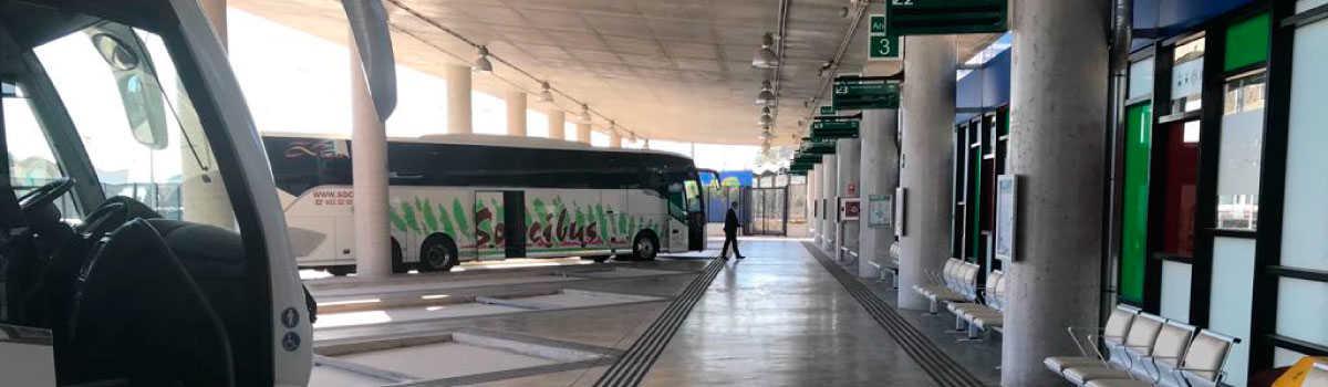 Estación Bus Cádiz