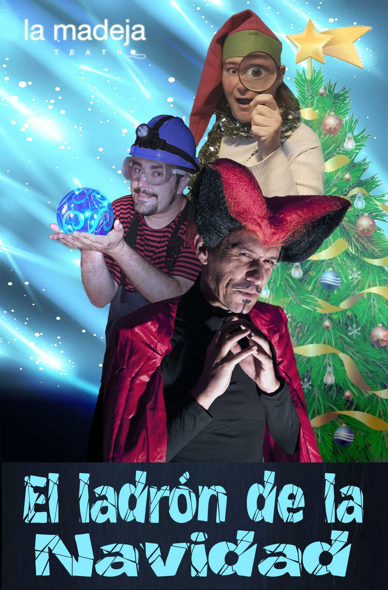 El ladrón de la Navidad en el Teatro de Triana