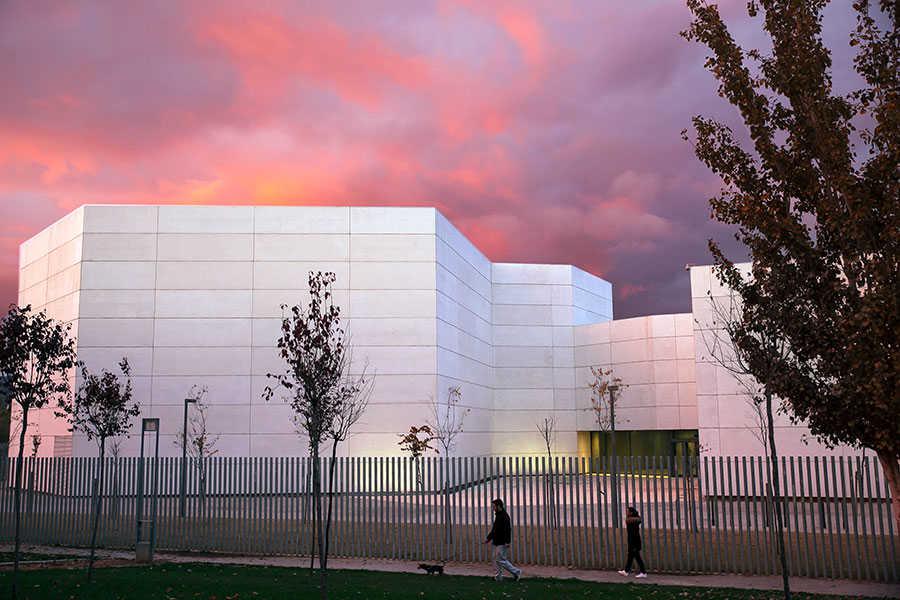 Centro de Creación Contemporánea de Andalucía (C3A)
