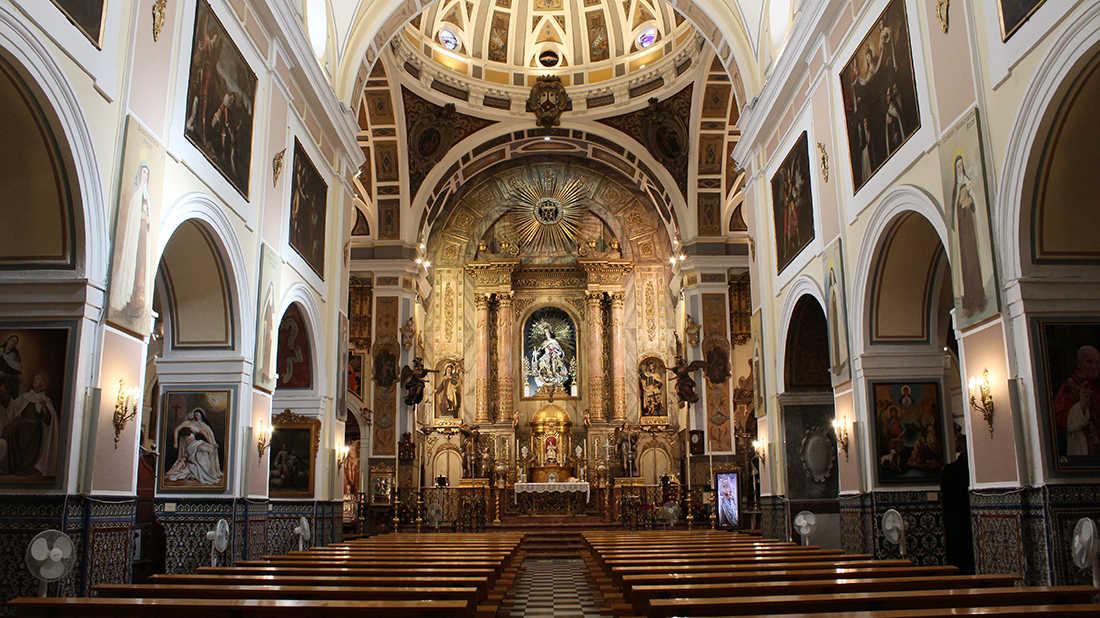 Iglesia Conventual del Santo Ángel