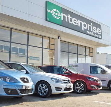 Enterprise Rent a Car Sevilla Aeropuerto