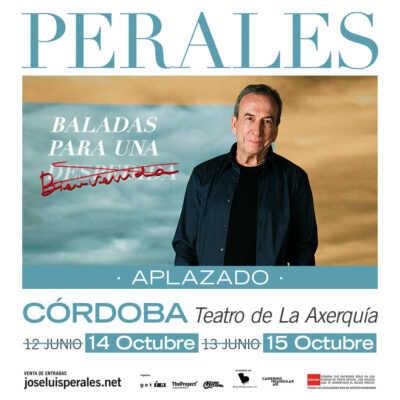 José Luís Perales en concierto
