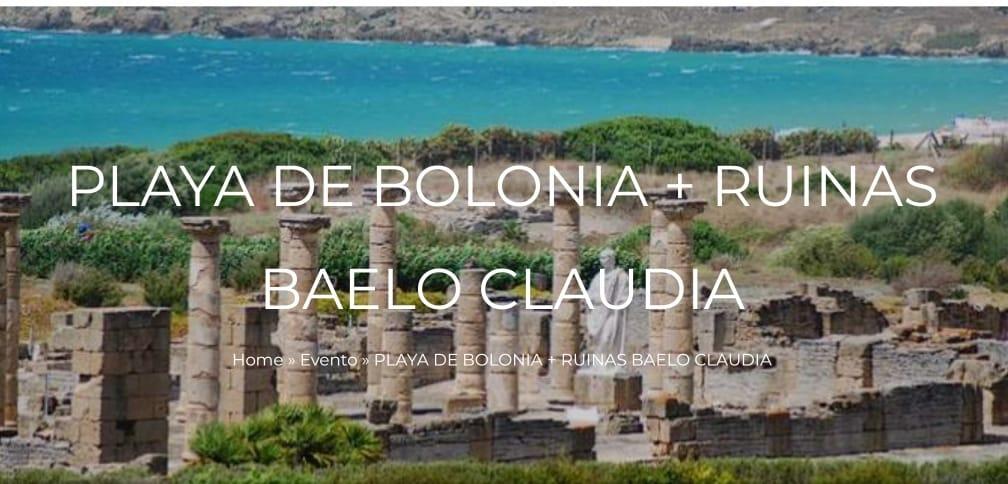Playa de Bolonia + Ruinas Baelo Claudia