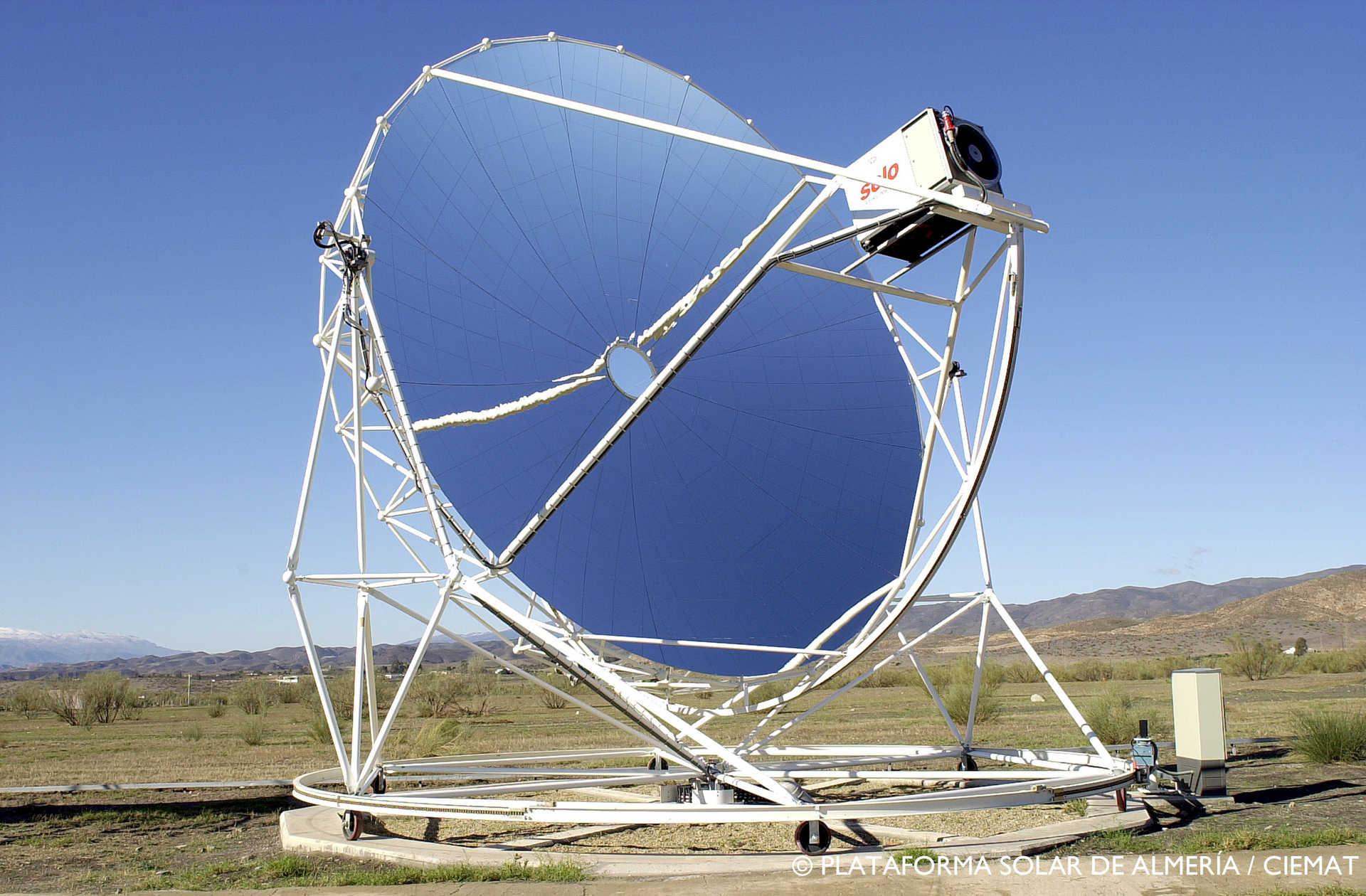 Plataforma Solar de Almería